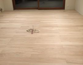 Tölgy parketta padlófűtéshez is